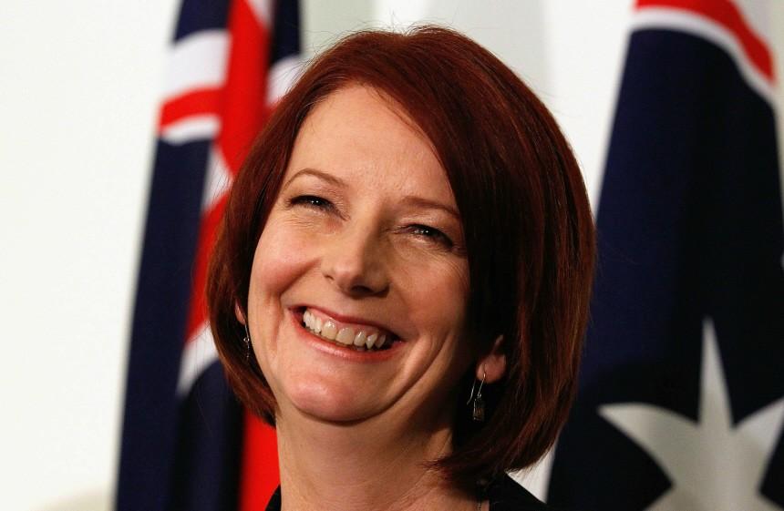 Julia Gillard Confirmed As New Australian Prime Minister