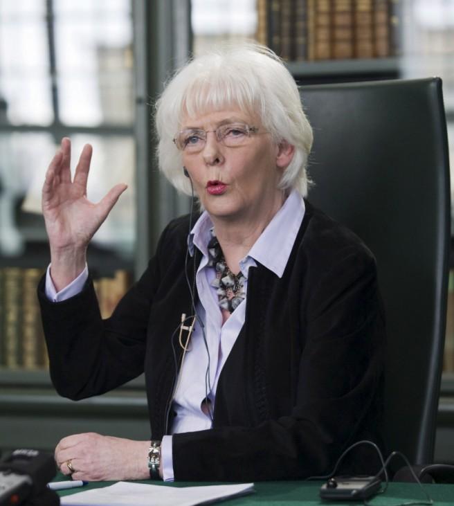 Vorgezogene Parlamentswahlen in Island -  Johanna Sigurdardottir