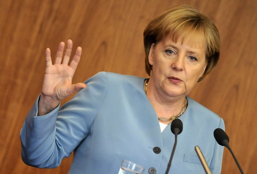 Merkel besucht DIHK-Vollversammlung
