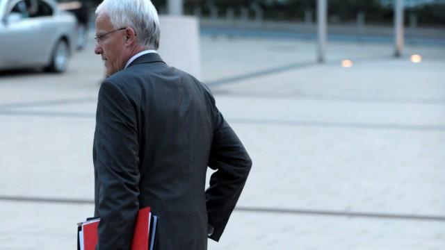Rüttgers gibt CDU-Vorsitz im nächsten Jahr ab