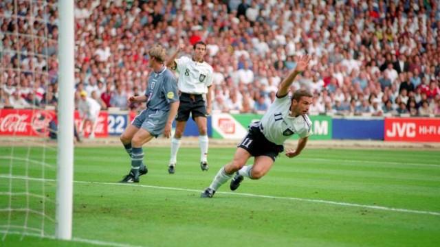 Stefan Kuntz EM 1996 Halbfinale England