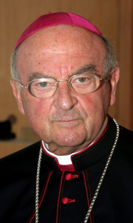 Bischof Schraml