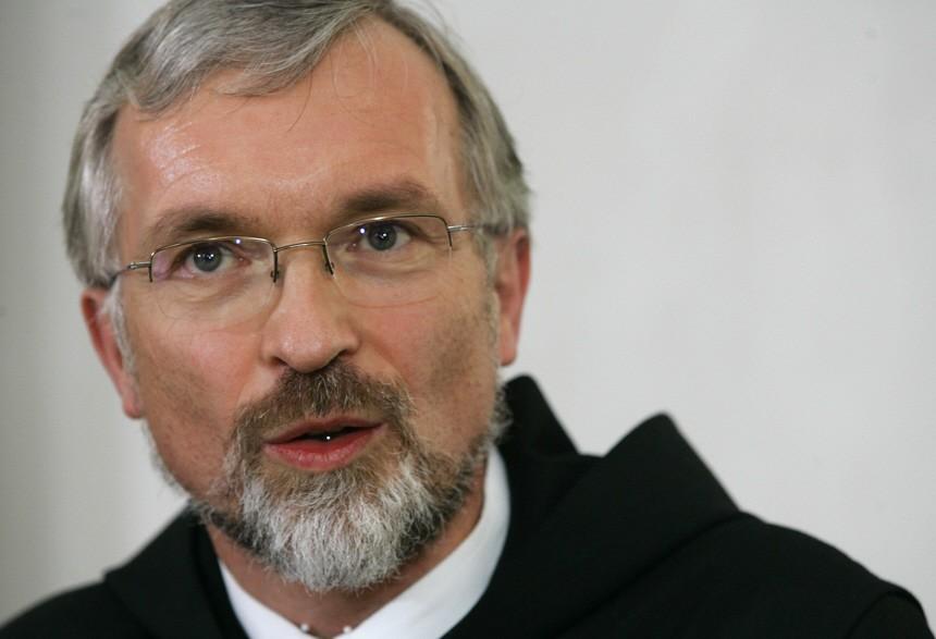 Bischof Gregor Maria Hanke