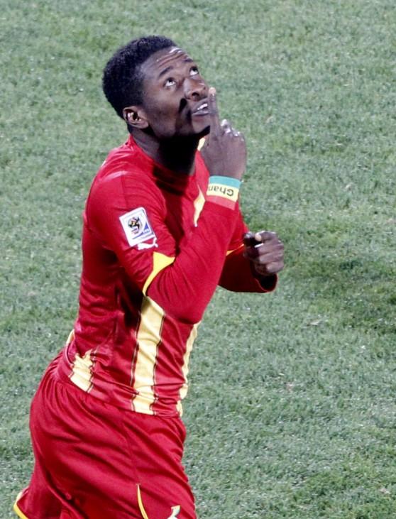 WM 2010 - USA - Ghana