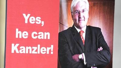 Steinmeier-Wahlkampf-Blog: Kann Steinmeier Kanzler? Wie die ersten 100 Tage seiner Kanzlerschaft aussehen könnten, wird bereits im Blog erdacht.