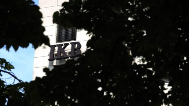 IKB-Bilanz - Fast eine Milliarde Verlust