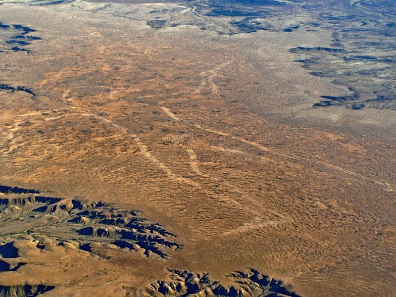 Geoglyph in Australien