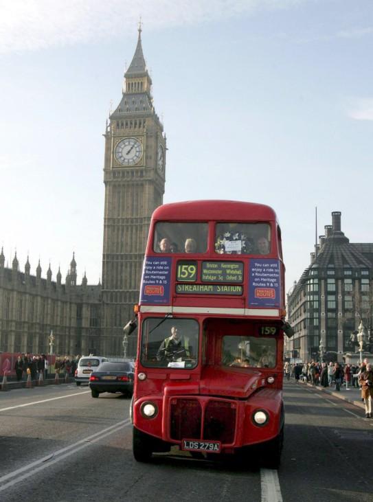 Hoffnung auf Wiedergeburt von Londons berühmtem Doppeldecker