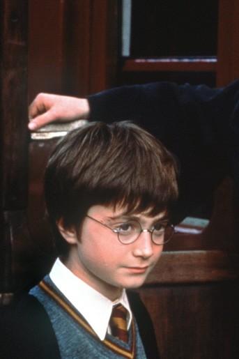 Harry Potter; Daniel Radcliffe, Rupert Grint, Emma Watson