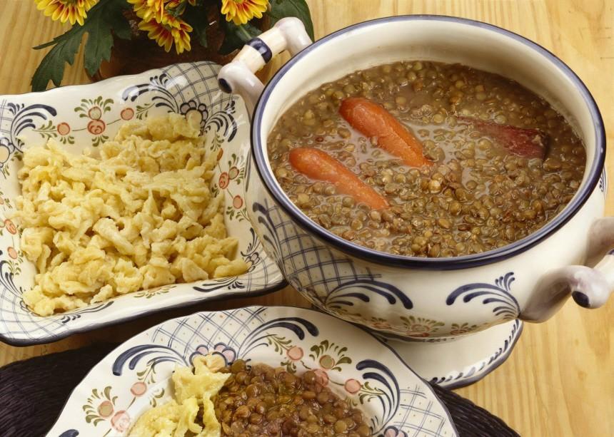 Ratgeber Essen und Trinken: Suppen sind lecker und vielseitig