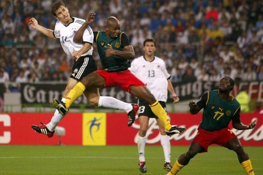 Klose Kamerun