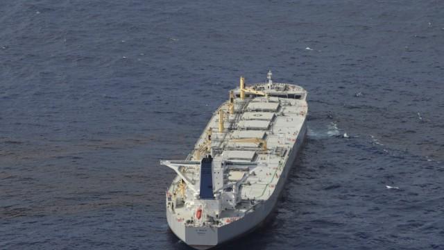 Ölpest - Supertanker soll Meerwasser reinigen