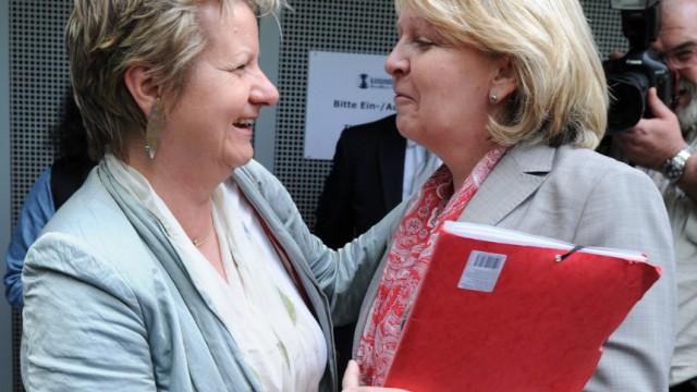 Koalitionsverhandlungen SPD und Grüne in NRW