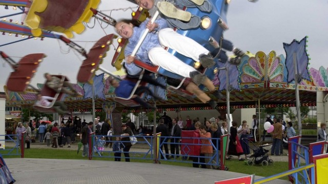Rauchverbot in Festzelten: Das Volksfest in Vaterstetten