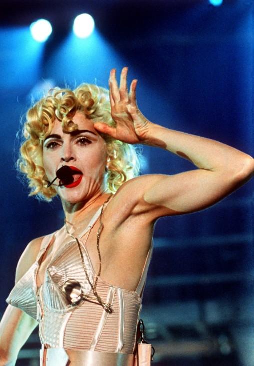 Megastar Madonna wird 50