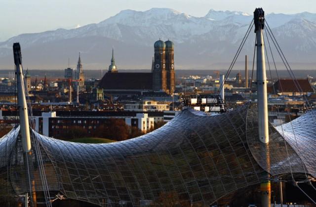 München, Olympia, Garmisch