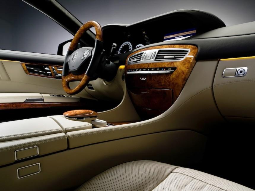 Mercedes-Benz CL