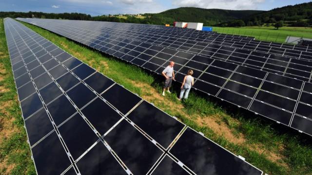 Solarfirmen unter Rationalisierungsdruck
