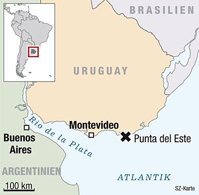 uruguay SZ-Grafik