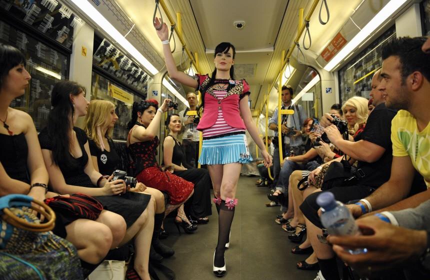 Fashion Week: Unterground Catwalk