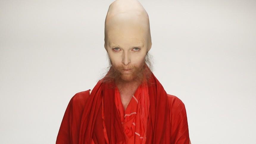 Bart mode mit glatze Stehen Frauen