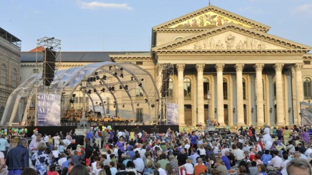 'Oper für alle' in München, 2010