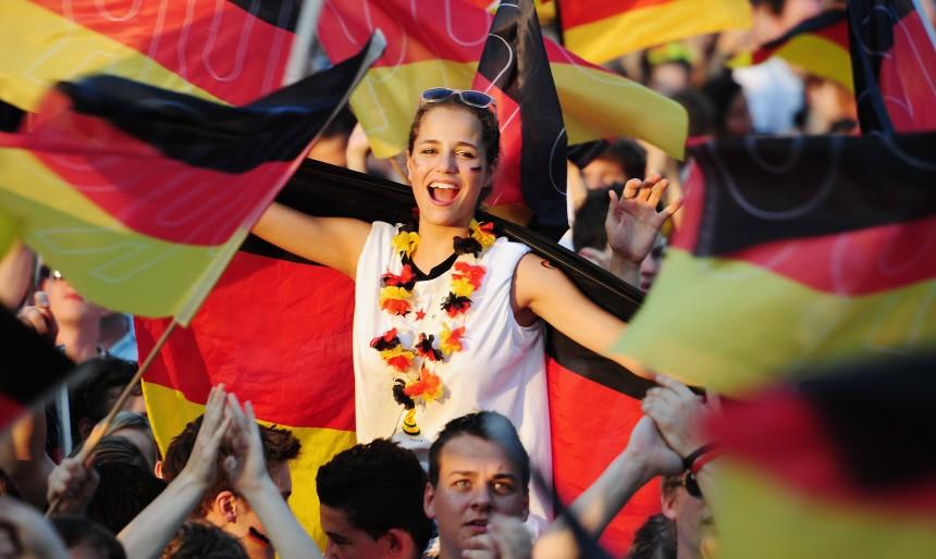 WM 2010 - Fanmeile Berlin