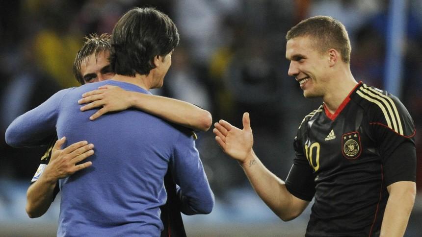WM 2010: Argentinien - Deutschland