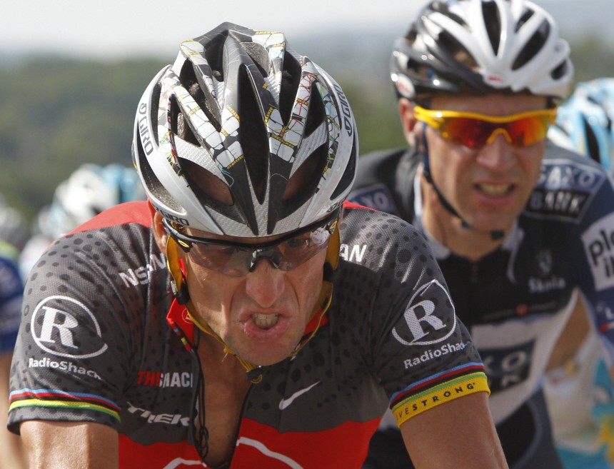 Lance Armstrong, Jens Voigt