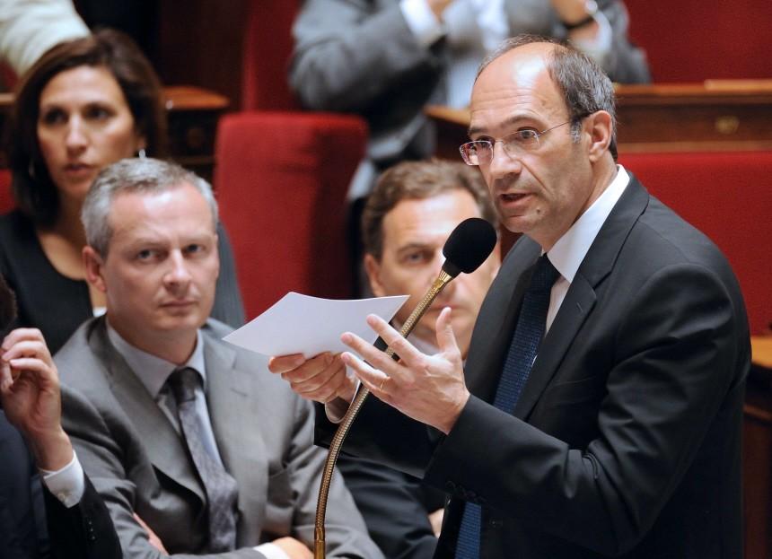 FRANCE-POLITICS-GOVERNMENT-PARLIAMENT