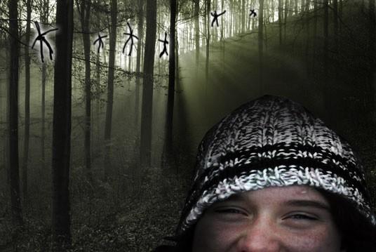 Biga Top 10 Internet-Scherze Blair Witch Wald
