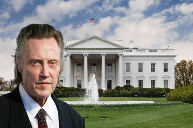 Biga Top 10 Internet-Scherze Christopher Walken Weißes Haus Präsident