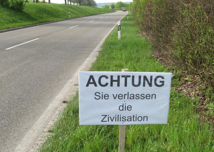 'Maistreich' in Unterbalbach