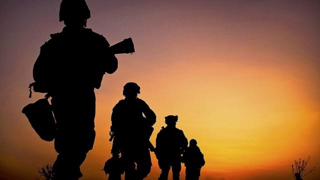 Nato Soldaten in Afghanistan