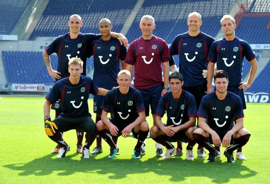 Trainingsauftakt Hannover 96