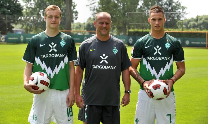 Werder Bremen - Thomas Schaaf und Neuzugänge