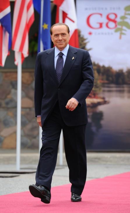 CANADA-G8 SUMMIT