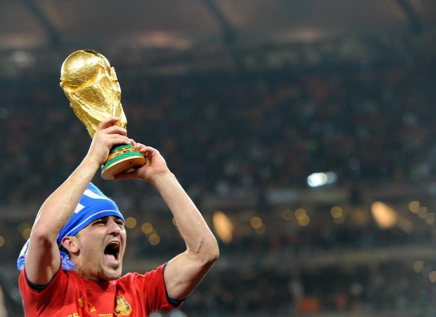 WM 2010 - Niederlande - Spanien 0:1