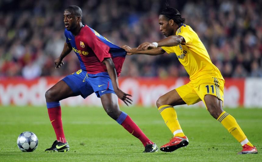 Gnegneri Toure Yaya, Didier Drogba