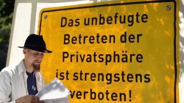 Verfassungsbeschwerde gegen die Volkszaehlung 2011