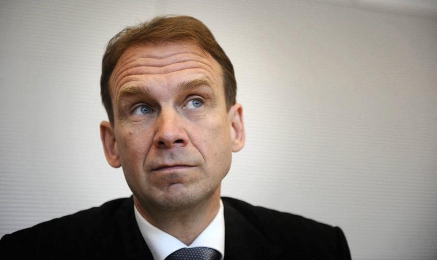 Ministerpraesident Althaus tritt zurueck