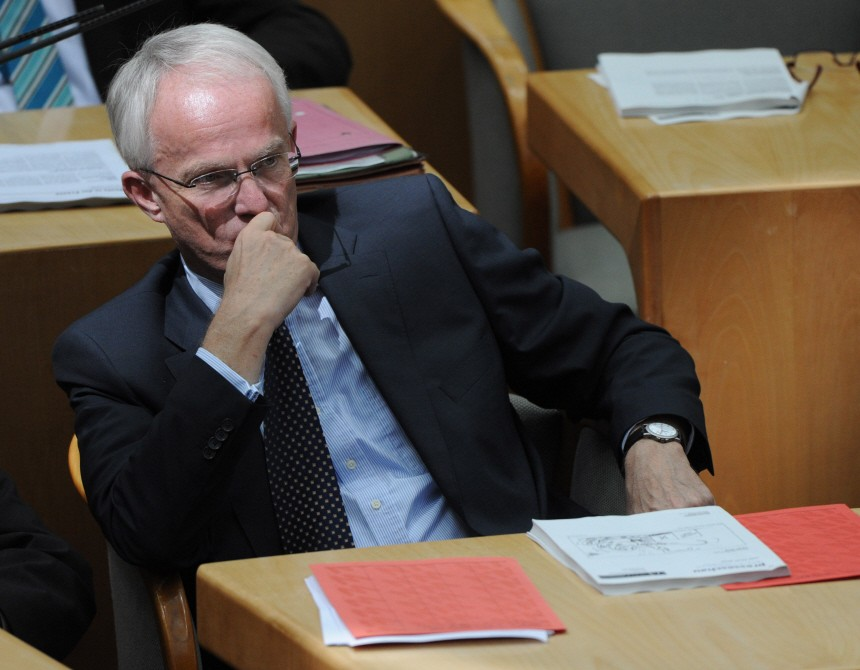 NRW-Landtag - Wahl Ministerpräsidentin
