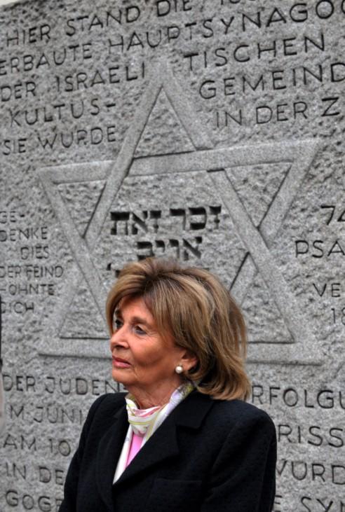 Gedenken an Münchner Holocaust-Opfer