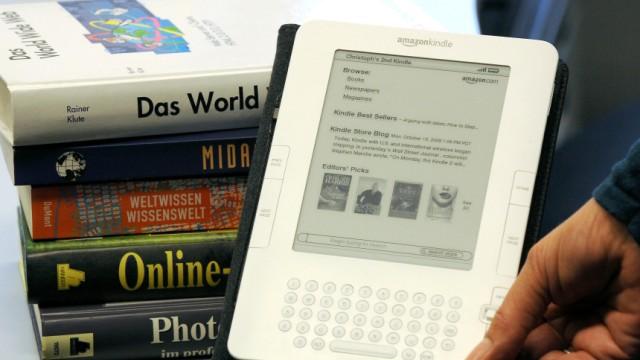 """Amazon.com E-Book  ´Kindle"""""""