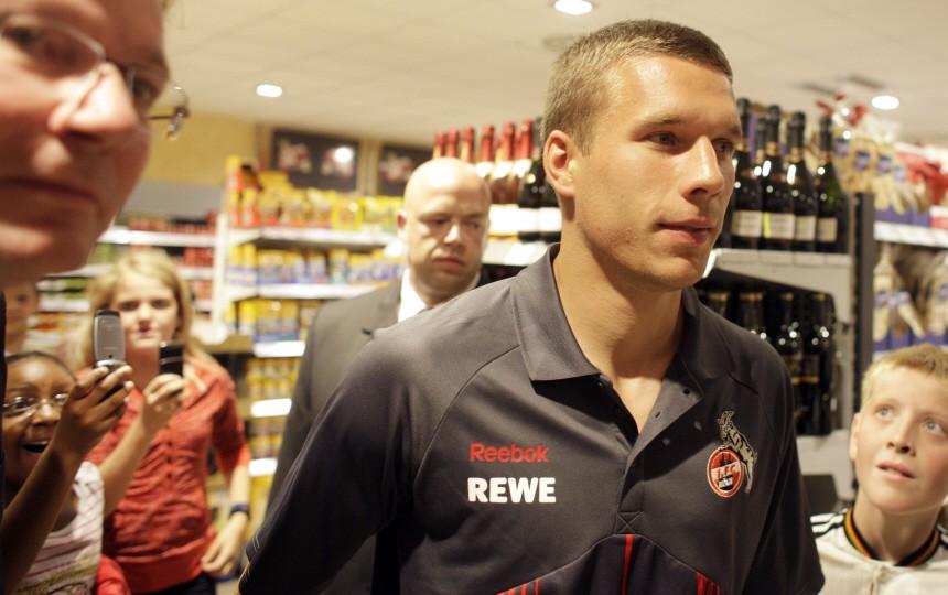 1. FC Köln - Lukas Podolski
