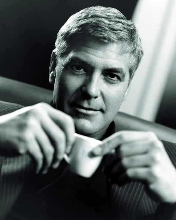 Nespresso startet seine erste Celebrity-Kampagne mit George Clooney