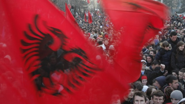 Internationaler Gerichtshof: Im Kosovo hatte man die Entscheidung des Internationalen Gerichtshofs mit Spannung erwartet.