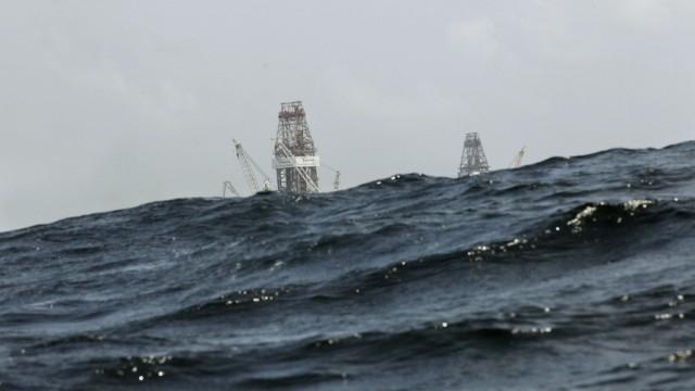 Ölkatatstrophe im Golf von Mexiko, AP