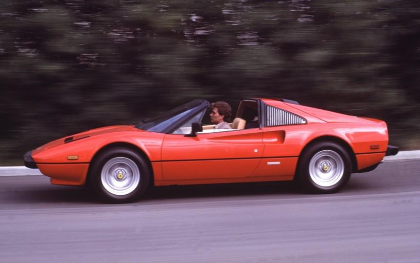 Magnum Ferrari