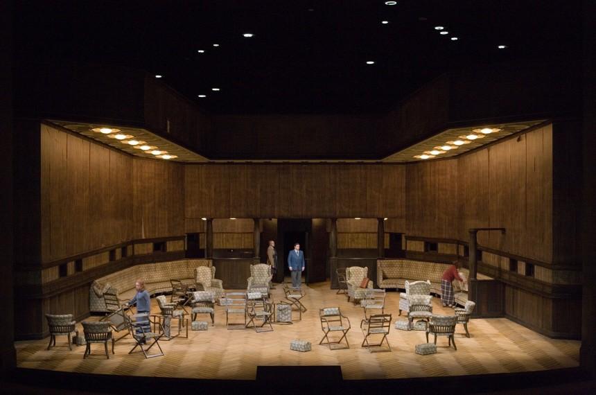 Bayreuther Festspiele - Tristan und Isolde